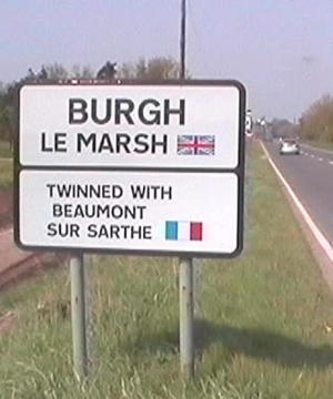 Burgh Le Marsh tourist information - Click here