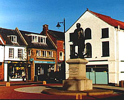 Spilsby tourist information - Click here